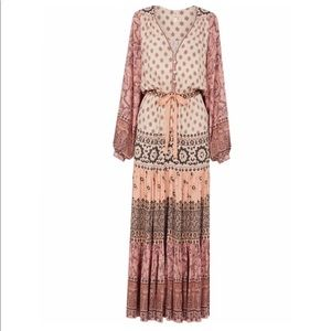 NWT Spell and the Gypsy Lionheart Sundown Gown